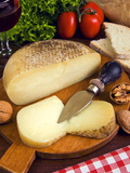 Pecorino, a Sheep Cheese, Italy, Europe Photographic Print