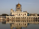 Bangla Sahib Gurdwara, New Delhi, India, Asia Photographic Print