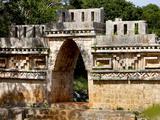 Gateway Arch, Labna, Mayan Ruins, Yucatan, Mexico, North America Photographic Print by Balan Madhavan