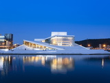 Oslo Opera House, Snohetta Architect, Oslo, Norway, Scandinavia, Europe Photographic Print by Marco Cristofori