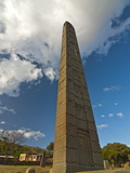King Ezana&#39;s Stele, Northern Stelae Park, Axum, Ethiopia Photographic Print