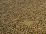 Aerial View of Khartoum, Sudan, Africa Photographic Print