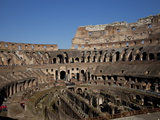 The Colosseum, UNESCO World Heritage Site, Rome, Lazio, Italy, Europe Photographic Print by Carlo Morucchio