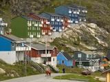Qaqortaq, Southwestern Greenland, Polar Regions Photographic Print