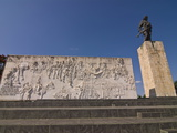 Monumento Ernesto Che Guevara, Santa Clara, Cuba, West Indies, Caribbean, Central America Papier Photo