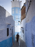 Medina, Chefchaouen, Morocco, North Africa, Africa Photographic Print by Marco Cristofori
