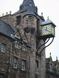 Canongate Tolbooth, Royal Mile, the Old Town, Edinburgh, Scotland, Uk Photographic Print