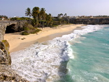 Bottom Bay Beach, Barbados, West Indies, Caribbean, Central America Photographic Print