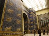 Ishtar Gate From Babylon at Berlin Pergamon Museum, Berlin, Germany, Europe Photographic Print