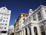 City Hall Theatre, Greenmarket Square, City Bowl, Cape Town, Western Cape, South Africa, Africa Photographic Print by Ian Trower