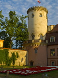 The Knights Stronghold of Sigulda in the Gauja National Park, Sigulda, Latvia, Baltic States Photographic Print