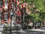 University Place, Greenwich Village, West Village, Manhattan, New York City Photographic Print by Wendy Connett