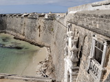 San Sebastian Fort Built in 1558, UNESCO World Heritage Site, Mozambique Island, Mozambique, Africa Fotografisk tryk