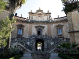 Villa Palagonia Baragia, Palermo, Sicily, Italy, Europe Photographic Print by Oliviero Olivieri