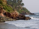 Kovalam Beach, Trivandrum, Kerala, India, Asia Photographic Print