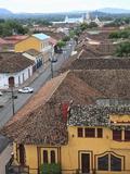 Overview, Granada, Nicaragua, Central America Photographic Print