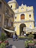 Church of the Madonna Del Carmine in Piazzo Tasso in Sorrento, Neapolitan Riviera, Campania, Italy Photographic Print