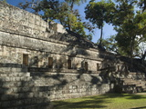 Temple 11, West Court, Copan Archaeological Park, Copan, UNESCO World Heritage Site, Honduras Photographic Print