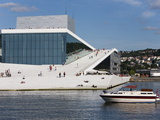 Oslo Opera House, Architect Snohetta, Oslo, Norway, Scandinavia, Europe Photographic Print by Marco Cristofori