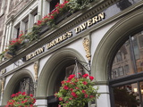 Deacon Brodie's Tavern, Royal Mile, Old Town, Edinburgh, Scotland, Uk Photographic Print