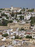 Old City, Granada, Andalucia, Spain, Europe Photographic Print by Jeremy Lightfoot