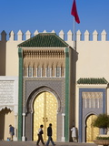 Royal Palace, Fez, Morocco, North Africa, Africa Photographic Print by Marco Cristofori