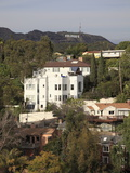 Hollywood Hills, Los Angeles, California, United States of America, North America Photographic Print