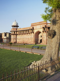 Jehangir&#39;s Palace in Agra Fort, UNESCO World Heritage Site, Agra, Uttar Pradesh, India, Asia Photographic Print by Ian Trower