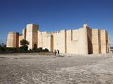 Ribat (Fortress), Monastir, Tunisia, North Africa, Africa Stampa fotografica di Dallas & John Heaton