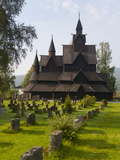 Heddal Stave Church, Heddal, Norway, Scandinavia, Europe Photographic Print by Marco Cristofori