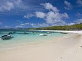 White Sand Beach Near Poste De Flacq, Mauritius, Indian Ocean, Africa Photographic Print