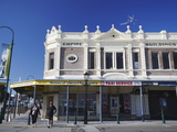 Shops Along Stirling Terrace, Albany, Western Australia, Australia, Pacific Photographic Print by Ian Trower