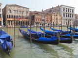 Grand Canal, Venice, UNESCO World Heritage Site, Veneto, Italy, Europe Photographic Print by Amanda Hall