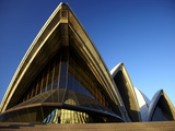 Sydney Opera House, UNESCO World Heritage Site, Sydney, New South Wales, Australia, Pacific Photographic Print