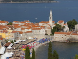 Budva Old Town, Montenegro, Europe Photographic Print by John Miller