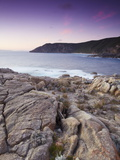 Torndirrup National Park at Sunset, Albany, Western Australia, Australia, Pacific Photographic Print by Ian Trower