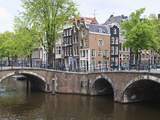 Reguliersgracht, Amsterdam, Netherlands, Europe Photographic Print by Amanda Hall
