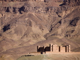 Kasbah in the Dades Valley Near El-Kelaa M'Gouna, East of Ouarzazate, Morocco, North Africa, Africa Photographic Print by Lee Frost