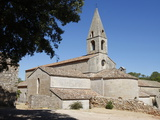 Thoronet Abbey Church, Thoronet, Var, Provence, France, Europe Photographic Print