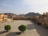 Amber Fort Palace, Jaipur, Rajasthan, India, Asia Photographic Print by Wendy Connett