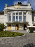 Municipal Theatre and Opera House, Klagenfurt Am Worthersee, Carinthia, Austria, Europe Photographic Print by Dallas & John Heaton