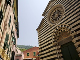 Monterosso, Cinque Terre, UNESCO World Heritage Site, Liguria, Italy, Europe Photographic Print