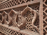 Intricate Carving, Qutb Complex, Delhi, India, Asia Photographic Print by Martin Child