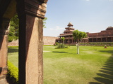 Panch Mahal, Fatehpur Sikri, UNESCO World Heritage Site, Uttar Pradesh, India, Asia Photographic Print by Ian Trower