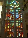 Sagrada Familia, UNESCO World Heritage Site, Barcelona, Catalonia, Spain, Europe Fotografie-Druck von Mark Mawson