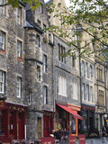 Grassmarket, the Old Town, Edinburgh, Scotland, Uk Photographic Print by Amanda Hall