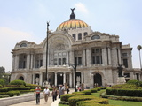 Palacio De Bellas Artes (Concert Hall), Mexico City, Mexico, North America Photographic Print by Wendy Connett