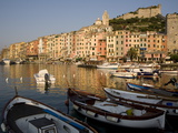 Portovenere, Cinque Terre, UNESCO World Heritage Site, Liguria, Italy, Europe Photographic Print