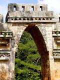 Gateway Arch, Mayan Ruins, Labna, Yucatan, Mexico, North America Photographic Print