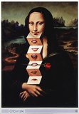 Mona Lisa, c.2001 Posters van Rafal Olbinski